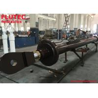 Buy cheap FLUTEC Steel Industrial Double Acting Hydraulic Cylinder For Intake Gate product