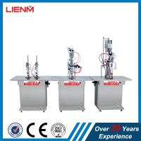 Buy cheap Semi-auto Air Freshener Filling Line Packing Machine Production Line product