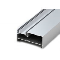 Buy cheap Construction Material Aluminum Curtain Wall Profile For The Exterior Of Glass Building Wall product