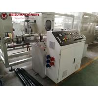 Buy cheap Single Wall Corrugated PP / PE Pipe Production Line For Electricity Tube Making product