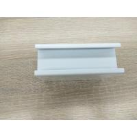 Buy cheap T5 / T6 Powder Coated Aluminum Extrusions Adhesion Resistance product