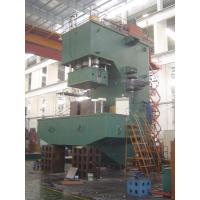 Buy cheap PLC Control 315T Shipbuilding C Frame Hydraulic Press Machine Power Saving product
