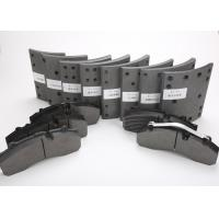 Buy cheap Heavy Truck Drum Type Brake Linings Us Green Test 0.35~0.45 Friction Coefficient from wholesalers