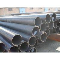 Buy cheap 1.5Inch ERW Black Steel Pipe ,carbon steel pipe, Galvanized Steel Pipe For Water Supply product
