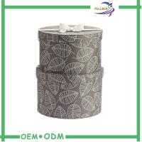 Buy cheap Round Cardboard / Leatherette Paper Tube Box , Luxury Dress Packaging Boxes product
