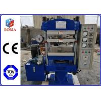 Buy cheap Rubber Vulcanizing Press Machine 100% Positioning Safety With A Slow Calibration Function product