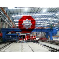 Buy cheap Semi Automatic Reinforced Fiber Cement Board Making Machine High Performance product