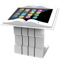luxury 32,42inch library information kiosk,with 400pcs  reading software