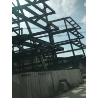 Buy cheap Building Steel Frame Warehouse With Multi-Floor from wholesalers