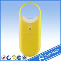 Buy cheap Colorful plastic card type 10ml 15ml perfume bottles for travel from wholesalers
