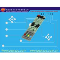 Buy cheap Industrial Machine Tactile Membrane Switch / Push Button Membrane Switch product