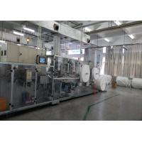 Buy cheap High Speed Wet Wipes Production Line Full Servo Driving Longer Knife Service Time product