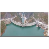 Yunan Wanjiakouzi HPP Hydro Power Plant Project 2x99MW Francis Turbine Unit for sale