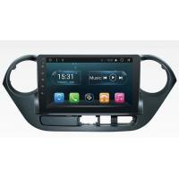 Buy cheap Kia I10 2013-2016 Android Auto GPS Navigation System RDS Aux With 9 Inch Touchscreen product
