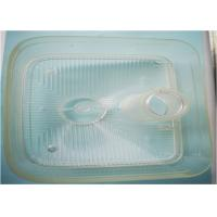 China Material ABS Multi Color Injection Molding Quenching Treatment HASSCO Mould Base on sale