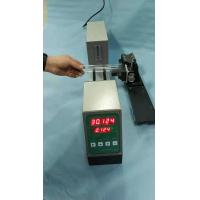 Buy cheap Mini Wire And Cable Tube Laser Diameter Guage Measuring Instrument Aluminum product