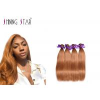 Buy cheap Real Brazilian Straight Hair 4 Bundle #30 Length Thick Healthy End product