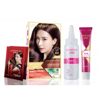 Buy cheap 5.45 Ammonia Free Hair Dye Color Kit For Man Woman product