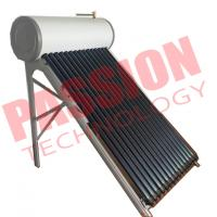 Buy cheap 150L Energy Saving Integrative Pressurized Rooftop Heat Pipe Solar Water Heater product
