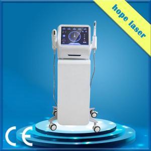 Buy cheap Korea Facial Lifting 2 In 1 HIFU Machine For Anti Aging / Vaginal Tightening product