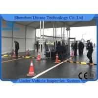Buy cheap ISO9001 Portable Under Vehicle Surveillance System RS232 / RS422 Communication interface product