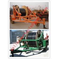 Buy cheap China Drum Trailer,best quality , Best quality cable trailer product