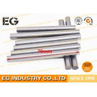 """Buy cheap 0.25"""" OD X 12"""" L Fine Extruded Graphite Rod , Low Ash Graphite Round Bar product"""