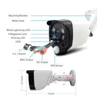 Buy cheap 2.0Megapixel sony cmos PIR Motion Detect and Dual Light System Smart Alarm Camera from wholesalers