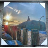 China photo printed on canvas on sale