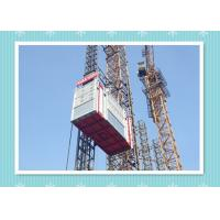 Buy cheap Safety Platform Construction Hoist Elevator , SC270GZ Building Elevator product