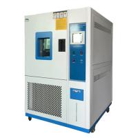 Buy cheap #SUS 304 Stainless Steel Temperature Humidity Test Chamber 800L Volume from wholesalers