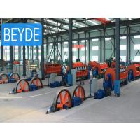 Buy cheap Serviceable 54 Reels PND500 Type Rigid Stranding Machine Automatic Constant Tension product