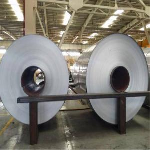 Buy cheap Cold Rolled Aluminum Coil ID 505 605mm For Aerospace Industry product