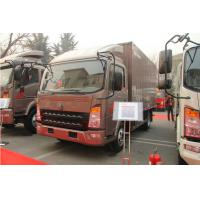 Buy cheap COLORFUL 120hp 4X2 Light Duty Commercial Trucks , Four Cylinder Transport Truck ,The Most Commercial Truck product