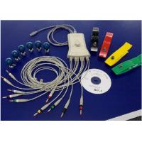 Buy cheap 12 Channel Hand Held Rest PC ECG Machine , Vector ECG Workstation product
