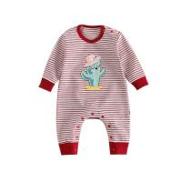 Buy cheap Cute Printed Cotton Infant Baby Clothes Long Sleeve Baby Daily Clothes product