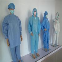 Buy cheap Toxic Free Disposable Isolation Gowns For Laboratory / Industry Eco Friendly from wholesalers