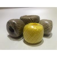 Buy cheap Twist Caco3 Polypropylene Twine For Cable Filler 7-40kg / Roll With Spool product