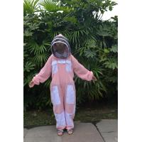Buy cheap Triple Layer Ventilated Beekeeping Clothing , Bee Proof Clothing With Veil Air Flow product