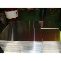 Buy cheap Alloy 8011 Aluminum Heat Transfer Plates / Sheets For Bottle Caps Temper H14 product