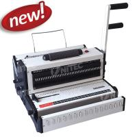 Buy cheap Coil + Wire 3 / 1 CW2019 Electric Binding Machine With CE Certificate product