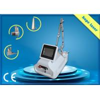 Buy cheap Acne Scar Removal Co2 Fractional Laser Machine 30W 10600 nm 75, 000 W / Cm² product