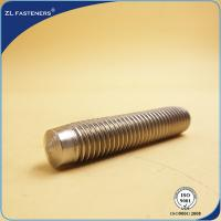 Buy cheap 4.8 Grade Drawn ARC Weld Studs Stainless Steel OEM / ODM Available product