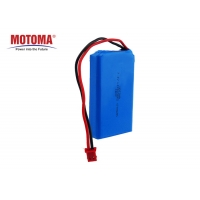 Buy cheap 7.4V 1700mah Smart Watch Battery 500 times With High Energy Density product