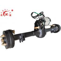 Buy cheap AL Alloy Body Material Tricycle Rear Axle Mechanical Brake With 1500W Electric Motor product
