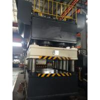 Quality Door Making Large Hydraulic Press , Eight Columns High Speed Stamping Press for sale
