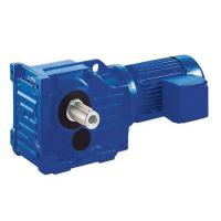 Buy cheap SEW Helical-worm Gearmotor S Series Low noise product