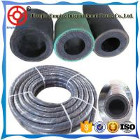 Buy cheap Four textile plies reforcement Sand blasting hose pipe static dissipating  from china supplier product