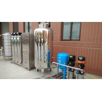 0.5TPH Commercial Water Purification Systems for sale