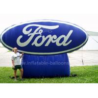 Oxford Cloth Inflatable Advertising Sign Model With Customized LOGO Printing Manufactures